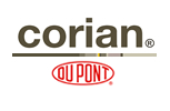 Corian (DUPONT) granite & quartz surfacing supplies to Active Surfacing in nelspruit, Mbombela (Mpumalanga) South Africa